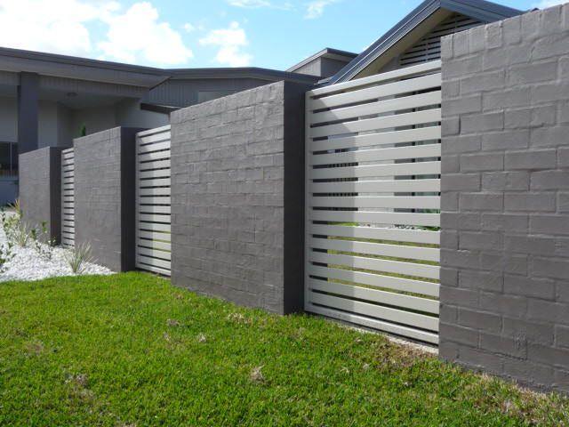Фото дизайн заборов для домов